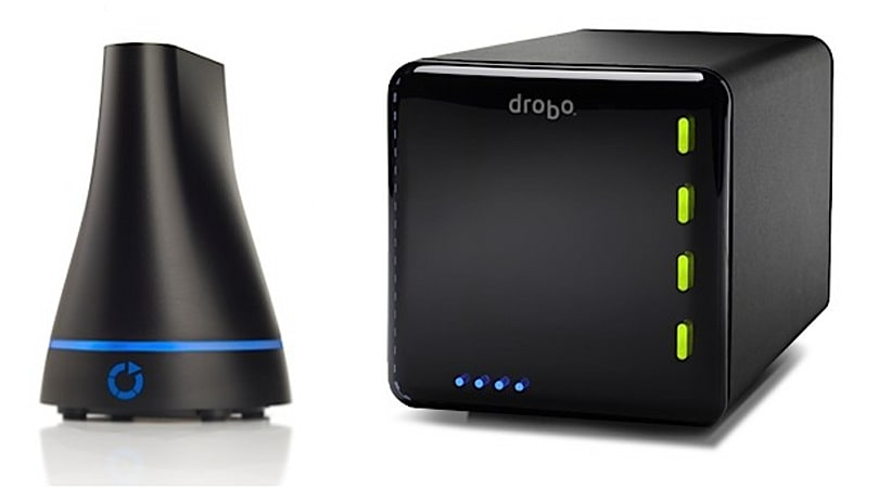 Connected Data to merge with Drobo, bring Transporter features to Drobo products