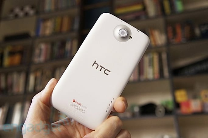 How would you change the HTC One X?