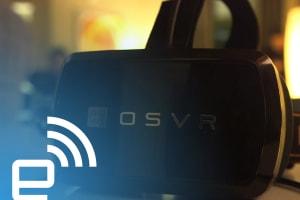 Razer's Open Source VR Headset