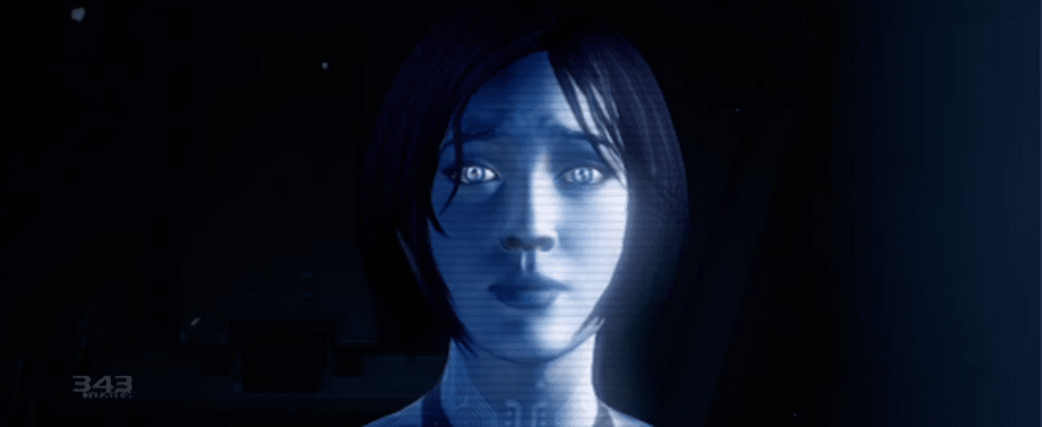 Cortana (in Halo, not the Xbox One)