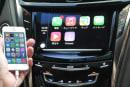 【動画】Apple CarPlayがキャデラックとシボレーで。2016年モデルより全車に標準搭載
