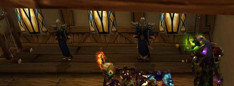 Lichborne: Buy your death knight some patch 4.2 valor gear