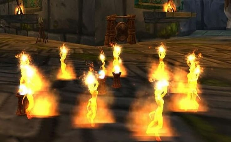 The OverAchiever: Guide to Midsummer Fire Festival achievements