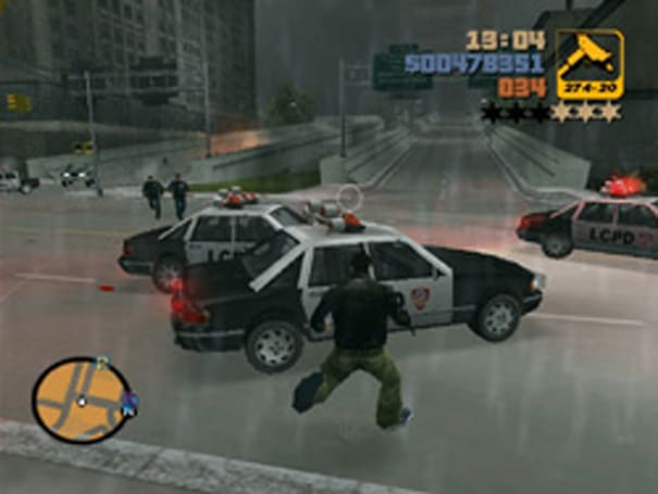 PS3 crime spree, the missing episodes: heist goes awry, witness murdered