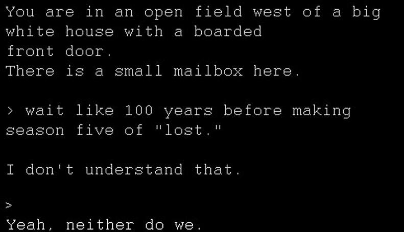 J.J. Abrams would like to make a Zork game