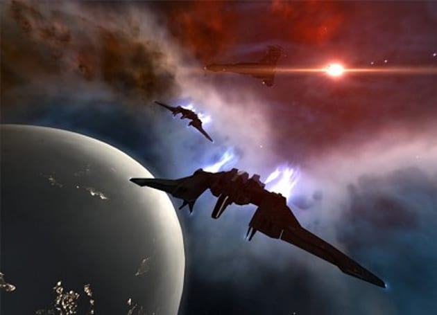 A look at EVE Online's combat basics