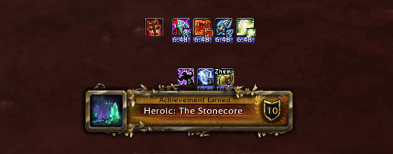 Totem Talk: Healing The Stonecore for restoration shaman