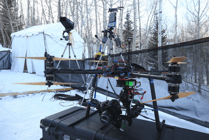 ESPN is bringing camera drones to the X Games