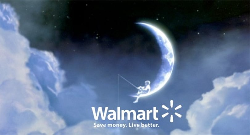 Dreamworks Animation joins Walmart's disc to digital program