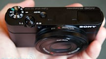 Sony Cyber-shot DSC-RX100 boosts image quality with 1-inch sensor, f/1.8 Carl Zeiss Vario-Sonnar T* lens (hands-on video)