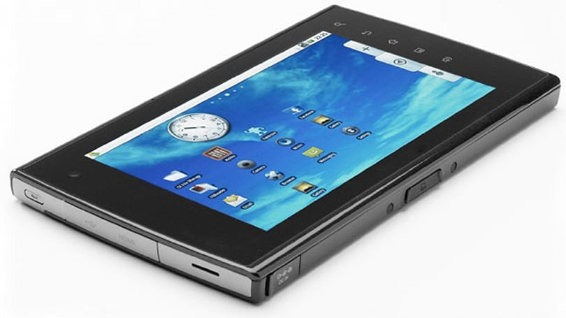 eLocity A7 tablet finally shipping, $399 still buys you Froyo and Tegra 2