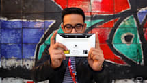 Exploring Barcelona's greatest museum with Project Tango
