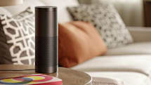Amazon's voice-savvy Echo speaker now reads audiobooks to you