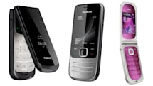 Nokia rolls out 2720, 2730, and 7020 on the low end