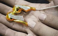 Gilded, diamond-encrusted earphones go for £3,499