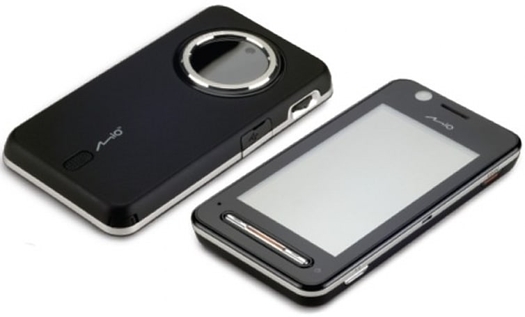 Mio launches the Explora K70: beauty, 3G, and GPS abound