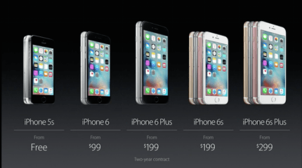 「私がiPhone 6sとiPad Proと新Apple TVをすべて買ってしまう理由」(アップル感想戦:物欲系ライター ジャイアン鈴木の場合)