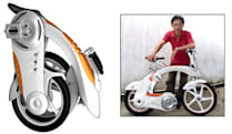 Industrial design student builds Capella, the portable, unobtainable electric bike