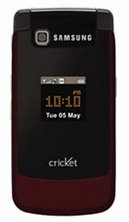 Cricket picks up Samsung's MyShot II