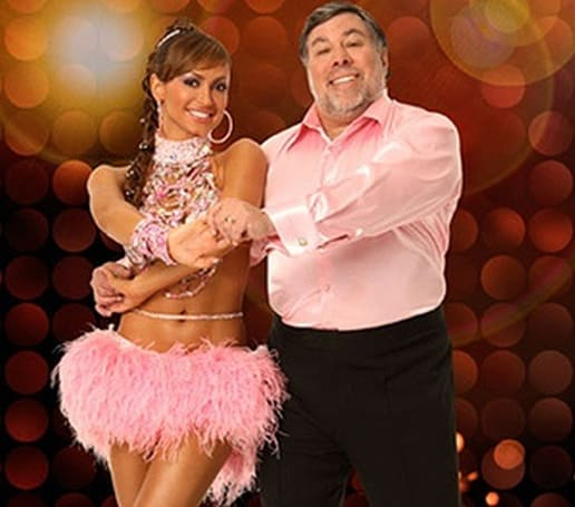 Woz is set for his Dancing with the Stars debut