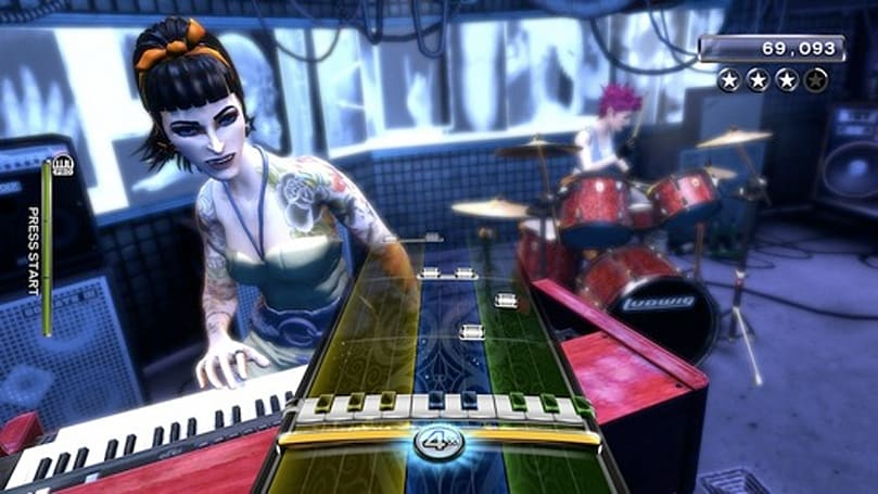 Harmonix on the state of post-MTV Rock Band DLC