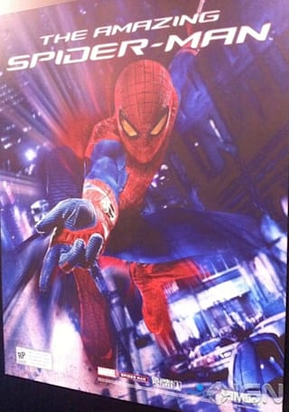 Beenox working on an Amazing Spider-Man game (legal clarification: THAT IS JUST THE TITLE)