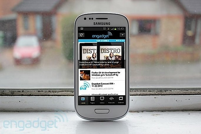 Samsung Galaxy S III mini adds 50 euro premium for NFC in Finland, coming to the UK this month