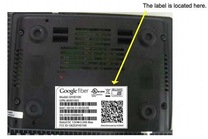 Google Fiber GFHD100 'IP set-top box' breezes through the FCC, doesn't say where it's headed