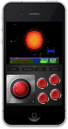 Free MAME client appears on iOS