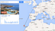 Google's flight search can now send you on random journeys