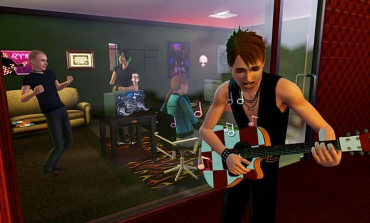 The Sims explore their 'Ambitions' in latest expansion pack