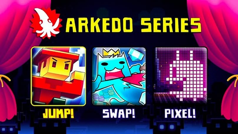 Arkedo Series convenes on PSN tomorrow