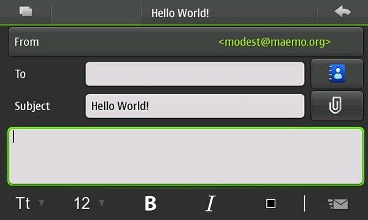 Maemo 5 Beta SDK released into the hands of an eagerly waiting world