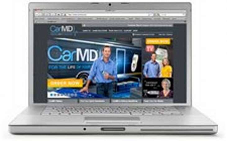 Macworld 2010: Diagnose your car's issues with CarMD