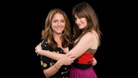 "Kathryn Hahn and Annie Mumolo On ""Bad Moms"""