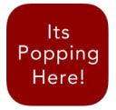 Find local events and review with ItsPoppingHere! for iOS
