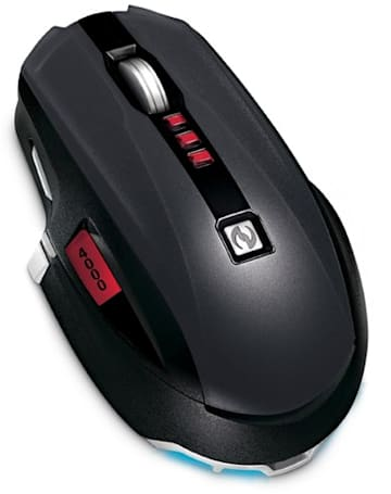 Microsoft's SideWinder X8 BlueTrack mouse is sidewinding its way to retail this week