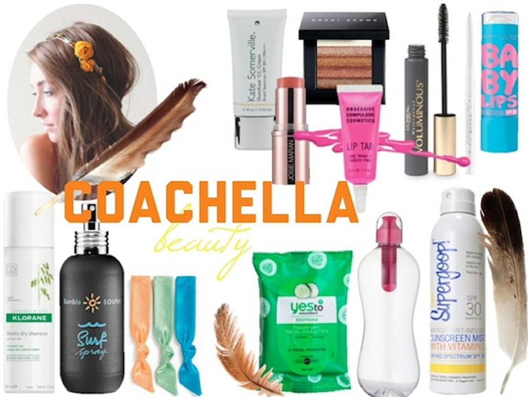 Your ultimate Coachella beauty essentials guide