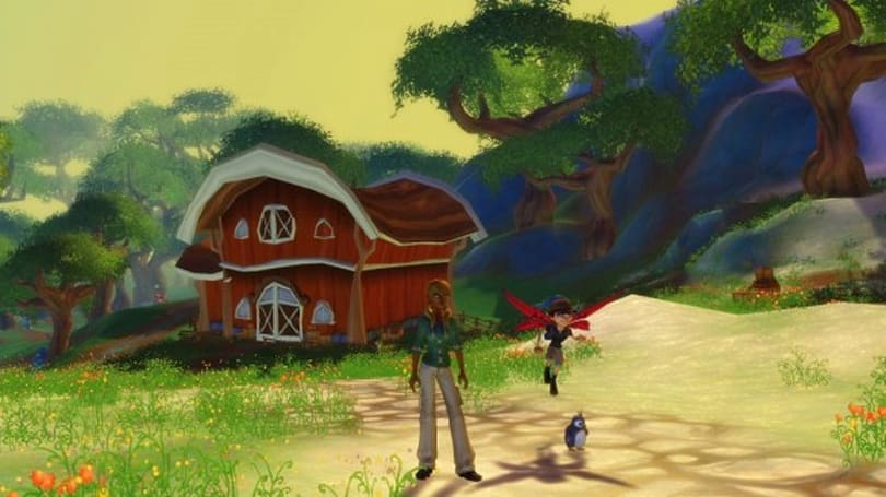 Free Realms coming to PS3 mid-2010, may support PlayStation Eye