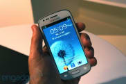 Samsung Galaxy S III mini pops up, we go hands-on (video)