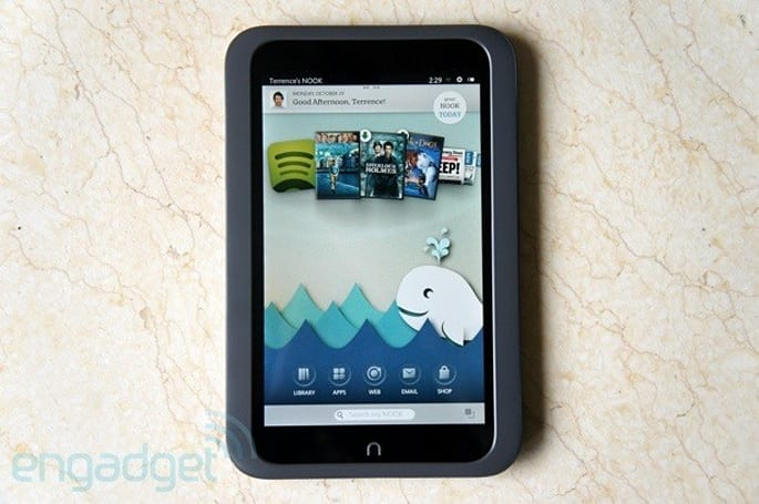 PSA: Barnes & Noble's Nook HD, HD+ tablets are now available in the UK