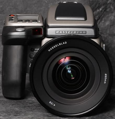 Hasselblad H3D-31 first impressions -- what hath $25k wrought?