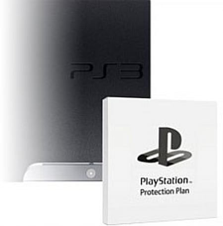 Sony selling 'PlayStation Protection Plan' warranty extension for PS3, PSP