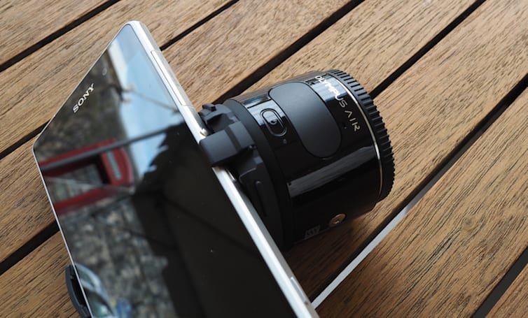 The Olympus Air lens camera can be yours for $300