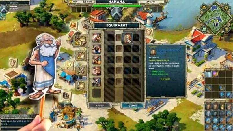 Age of Empires Online dev diary is all about the goods