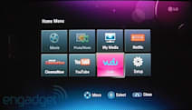 VUDU goes live on the LG BD390