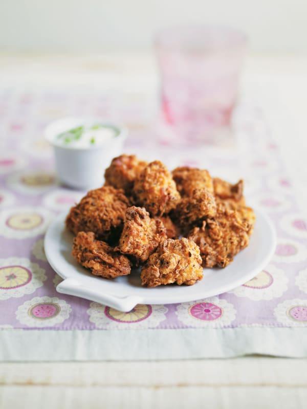 Spicy Cajun Popcorn Chicken recipe