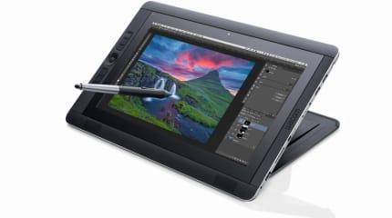 ワコムがWQHD液晶WinタブCintiq Companion 2シリーズを発表、2500ドルの最上位版は第五世代Core i7搭載