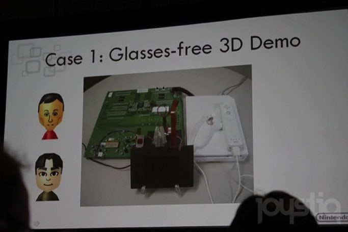Reggie: Nintendo's next home console unlikely to feature 3D