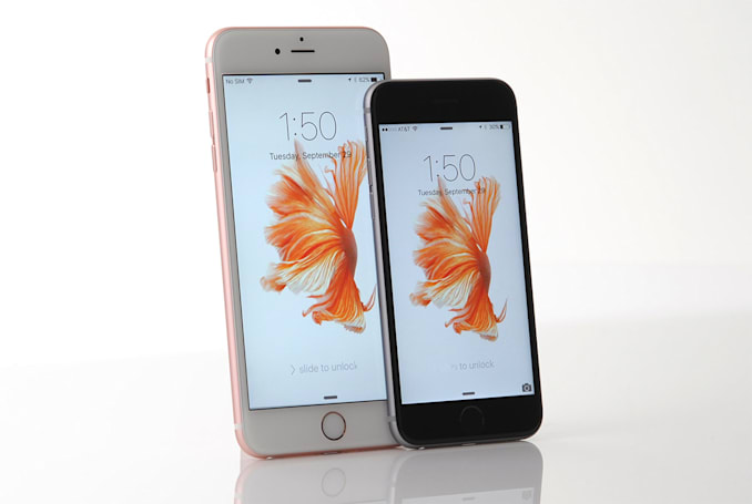 Apple's iPhone 6s and 6s Plus are now available SIM-free